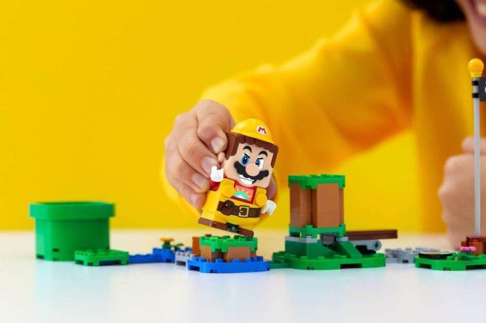 LEGO Super Mario tendra cuatro packs con trajes adicionales el 1 de agosto