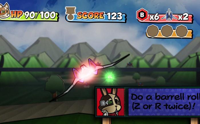 Imaginan Star Fox con el estilo de Paper Mario y tras ver el video desearas que el juego sea una realidad