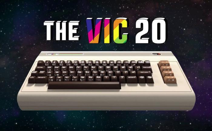 El clasico ordenador Commodore VIC-20 regresa reinventado y ya tiene fecha de lanzamiento