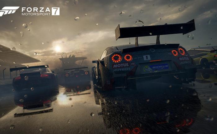 Llevar la bandera confederada en la serie Forza de Xbox sera motivo de expulsion