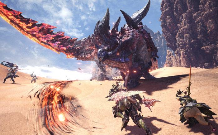 Hay un nuevo Monster Hunter en camino a Nintendo Switch, y no es una adaptacion de World