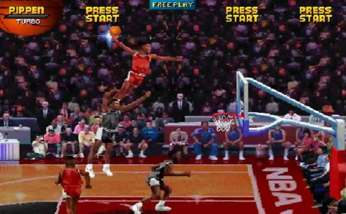 La leyenda era cierta: NBA Jam hacia trampas para perjudicar a los Bulls frente a los Pistons