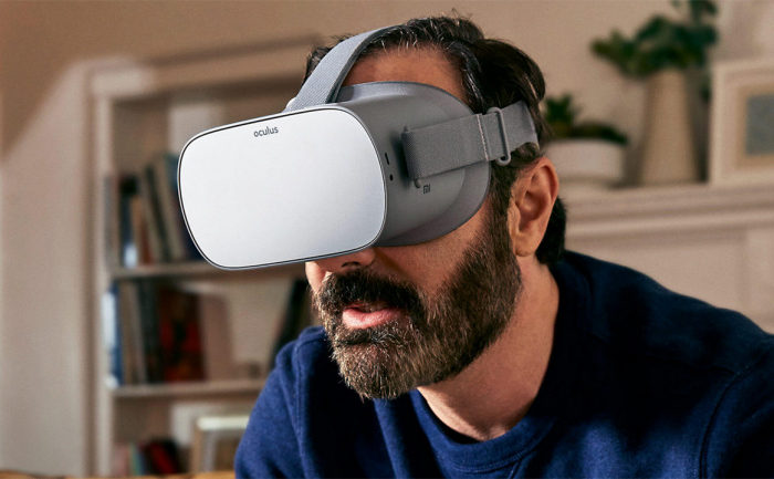 Facebook pone fecha al final de Oculus Go, su dispositivo de realidad virtual mas barato
