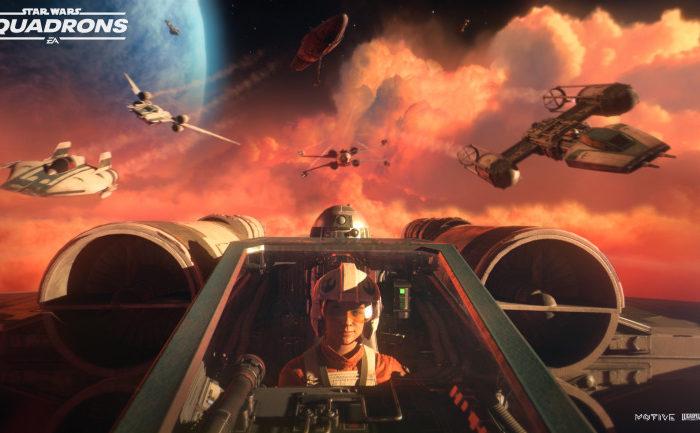 ¿Con realidad virtual o sin realidad virtual? Motive enumera las ventajas y desventajas para Star Wars Squadrons