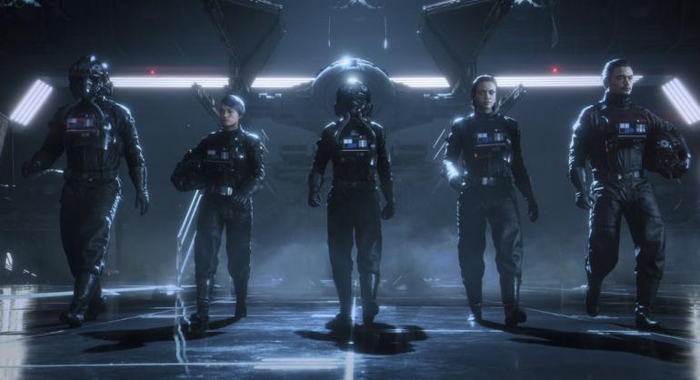 La campaña estara protagonizada por pilotos del Imperio y la Nueva Republica.