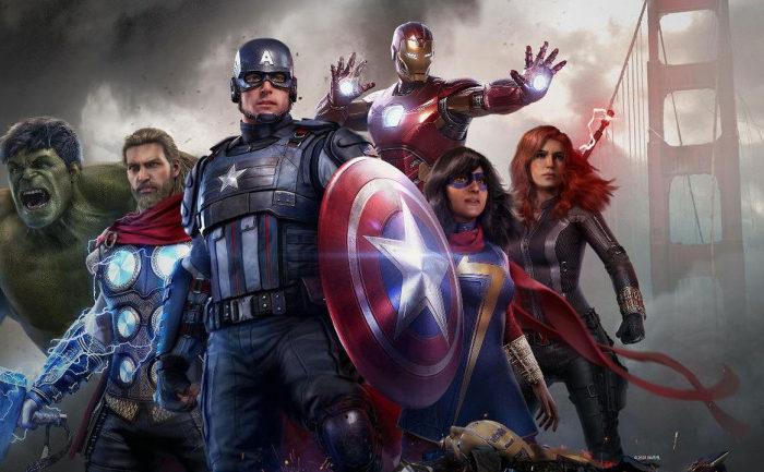 Crystal Dynamics explica por que el juego de los Avengers no se desarrolla en un mundo abierto