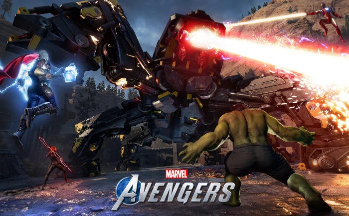 Marvel's Avengers habla del nivel maximo de sus heroes, el equipamiento poderoso y las misiones desafiantes