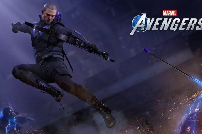 Hawkeye sera el primer heroe que llegara de forma gratuita a Marvel's Avengers