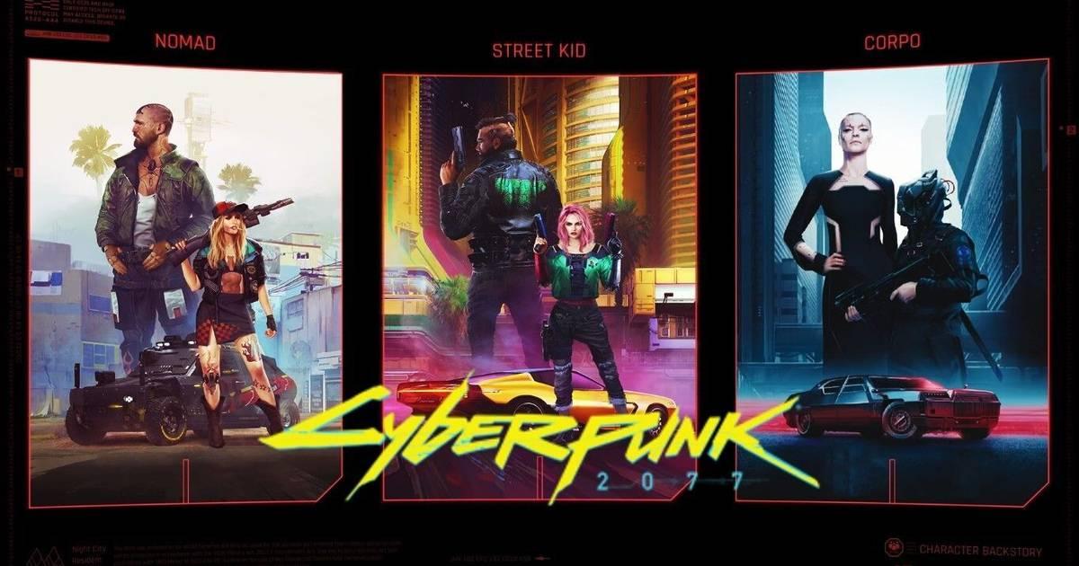 Cyberpunk 2077 y sus trasfondos: ¿Seras un nomada, un chico de las calles o un Corpo?