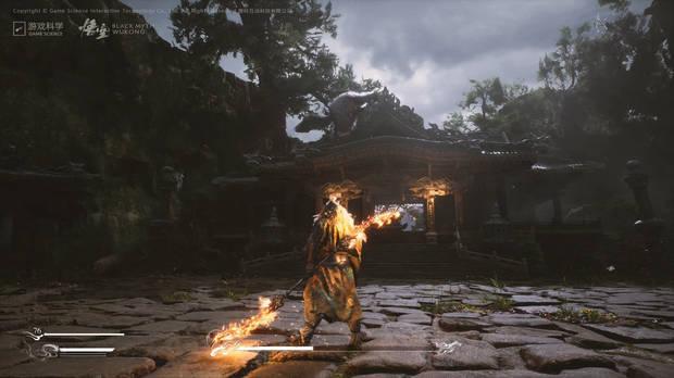 Black Myth: Wu Kong es real y el CEO del estudio se graba jugando a la demo para demostrarlo