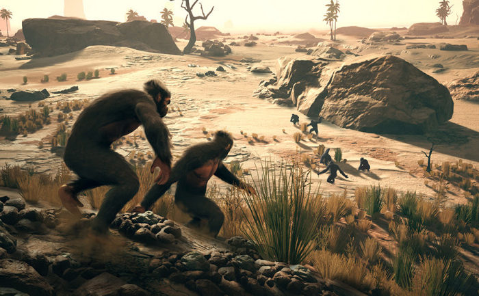 Ancestors: The Humankind Odyssey ya esta disponible en Steam, tras la exclusividad de Epic Games Store