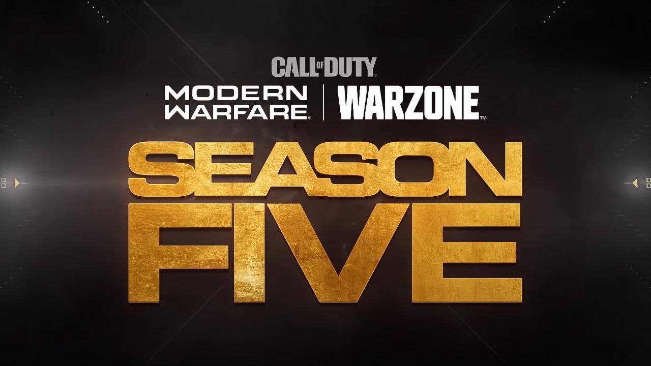 Preparen los discos duros: Call of Duty Warzone advierte que el parche de la Temporada 5 sera pesado otra vez