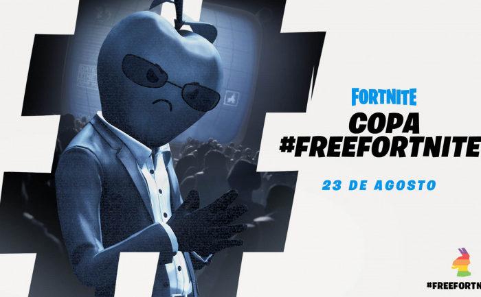 """Epic Games anuncia la Copa FreeFortnite donde se regalara una skin de """"Magnate malvado"""""""