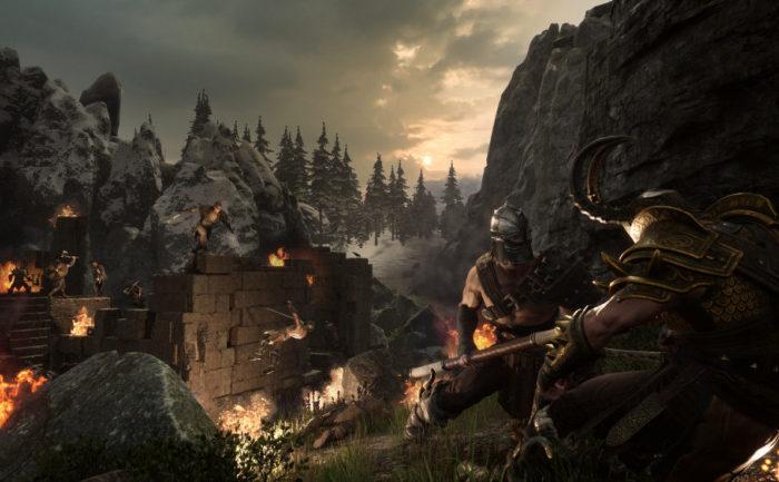 El desdichado Rune 2 saca pecho: su remodelada campaña llegara a PC en cuestion de dias