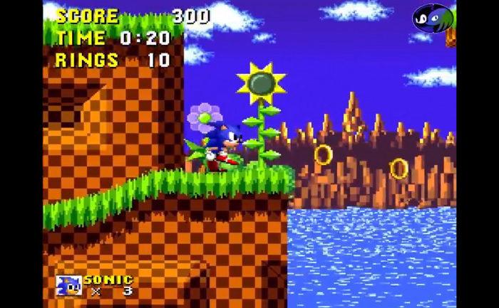 ¿Sonic the Hedgehog en la SNES? Un fan recrea el juego en la consola de Nintendo en una demo tecnica