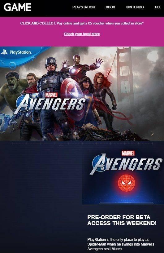 Se filtra la posible fecha de la llegada de Spider-Man a Marvel's Avengers en PS4 y PS5