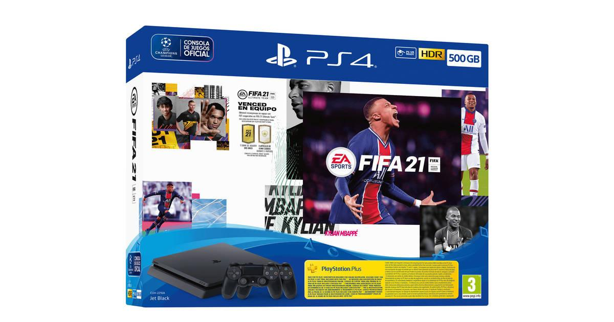 FIFA 21: PlayStation y EA Sports anuncian una gama de packs de hardware para PS4