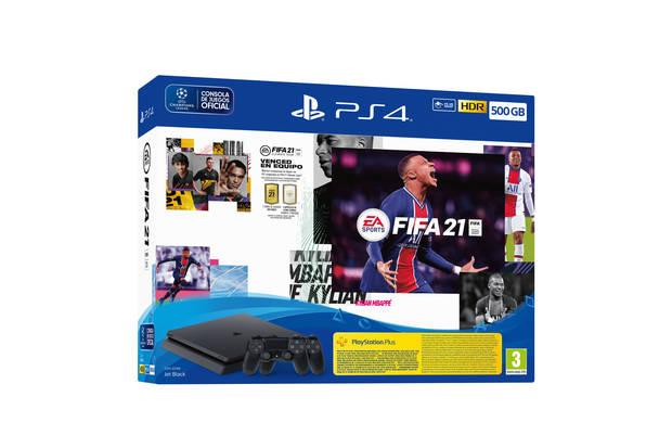 FIFA 21: PlayStation y EA Sports anuncian una gama de packs de hardware para PS4 Imagen 2
