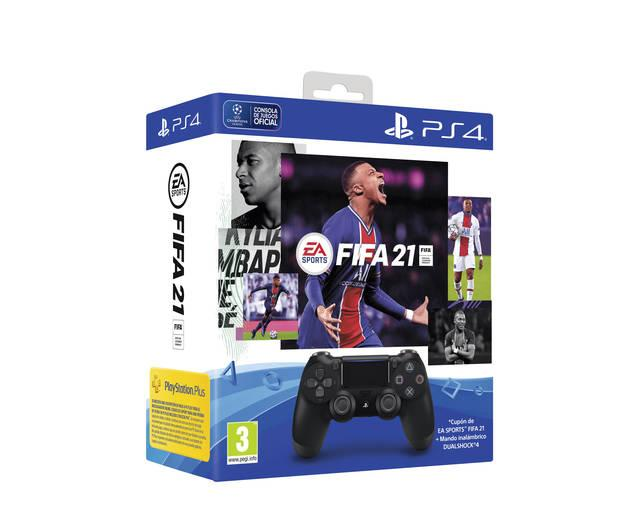 FIFA 21: PlayStation y EA Sports anuncian una gama de packs de hardware para PS4 Imagen 4