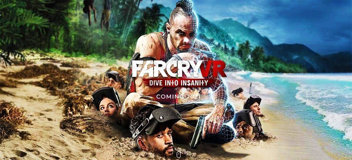 Far Cry VR: Vaas de Far Cry 3 regresa como villano en esta experiencia de realidad virtual
