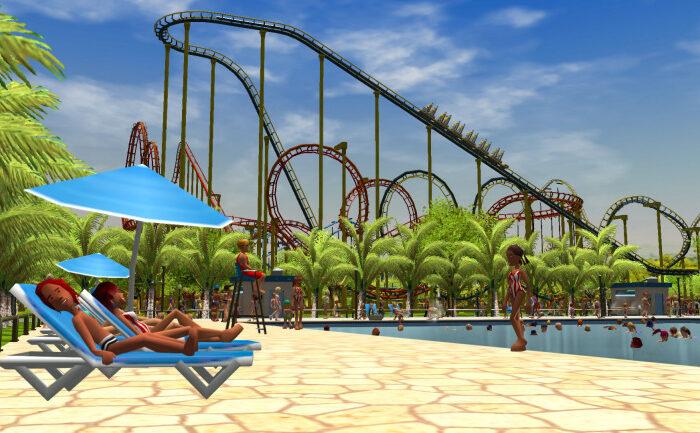 Ya puedes descargar gratis RollerCoaster Tycoon 3 Complete Edition en Epic Games Store