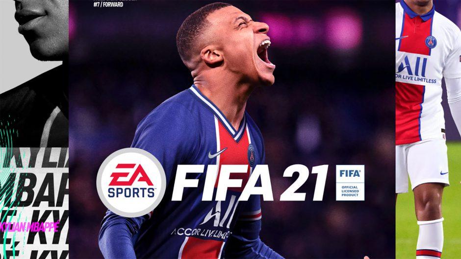 EA libera la lista de los mejores 1000 jugadores de FIFA 21
