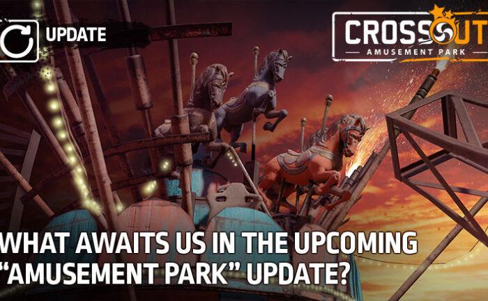 Crossout, el F2P postapocaliptico, muestra su proxima actualizacion Parque de atracciones