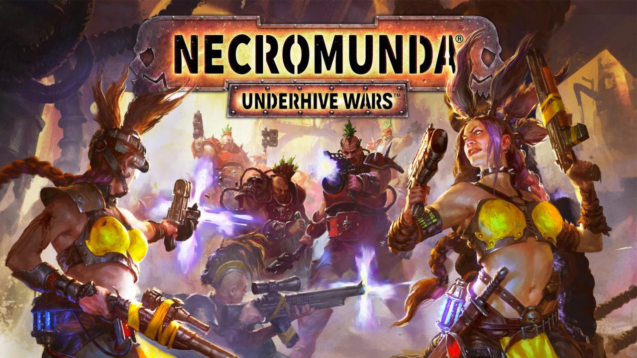 Necromunda: Underhive Wars se muestra en un intenso gameplay de 10 minutos