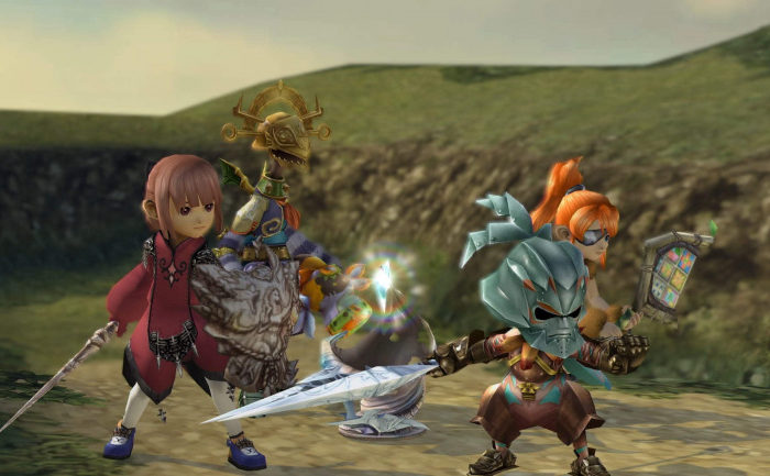 Square Enix se disculpa por los errores de Final Fantasy Crystal Chronicles Remastered y anuncia actualizaciones