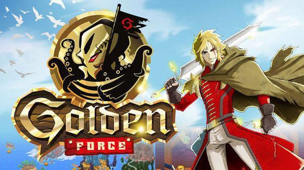 Golden Force es un juego de estilo retro que llegara a finales de año a PC y consolas