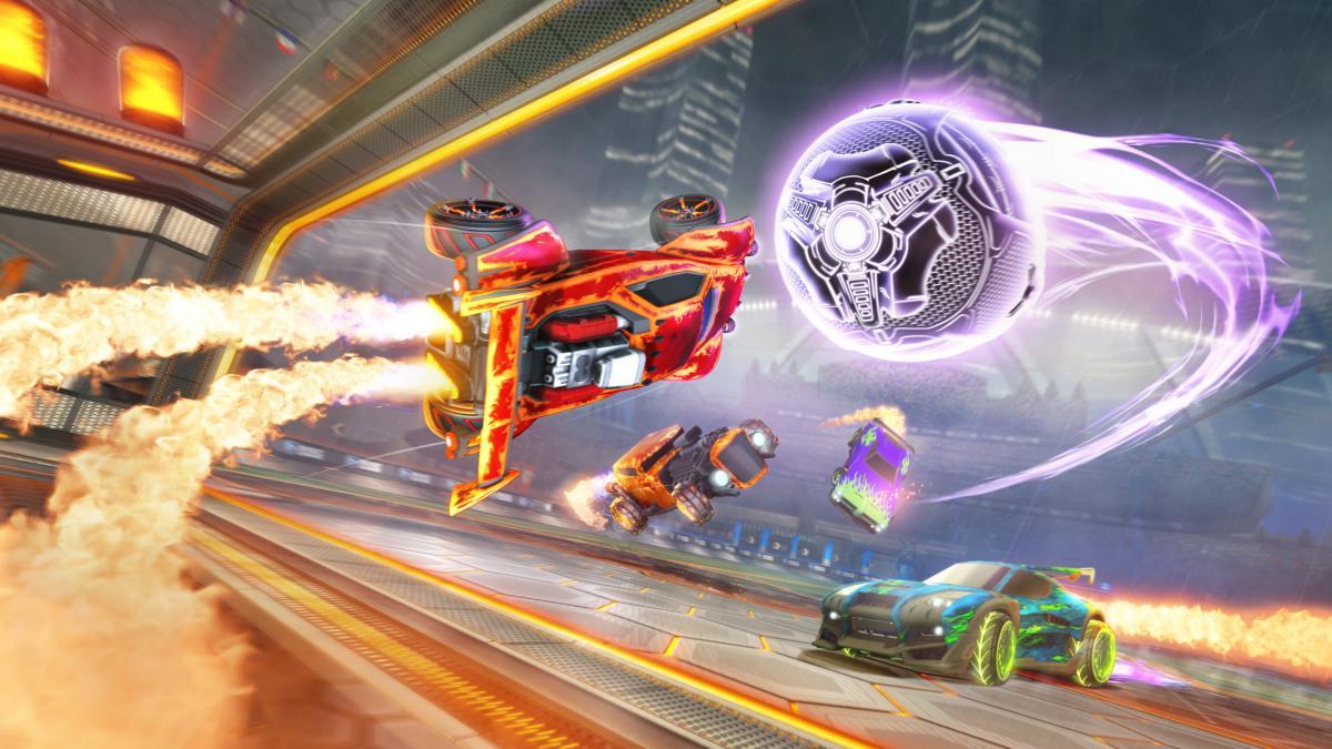 Rocket League pasa a ser gratis, no se necesitara Nintendo Switch Online ni PS Plus, pero si Xbox Live Gold