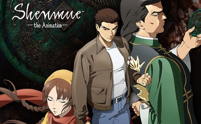 Shenmue recibira una adaptacion al anime y Yu Suzuki sera el productor ejecutivo del proyecto