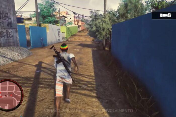 171: No te pierdas el gameplay del clon brasileño de GTA que llegara a Xbox Series X