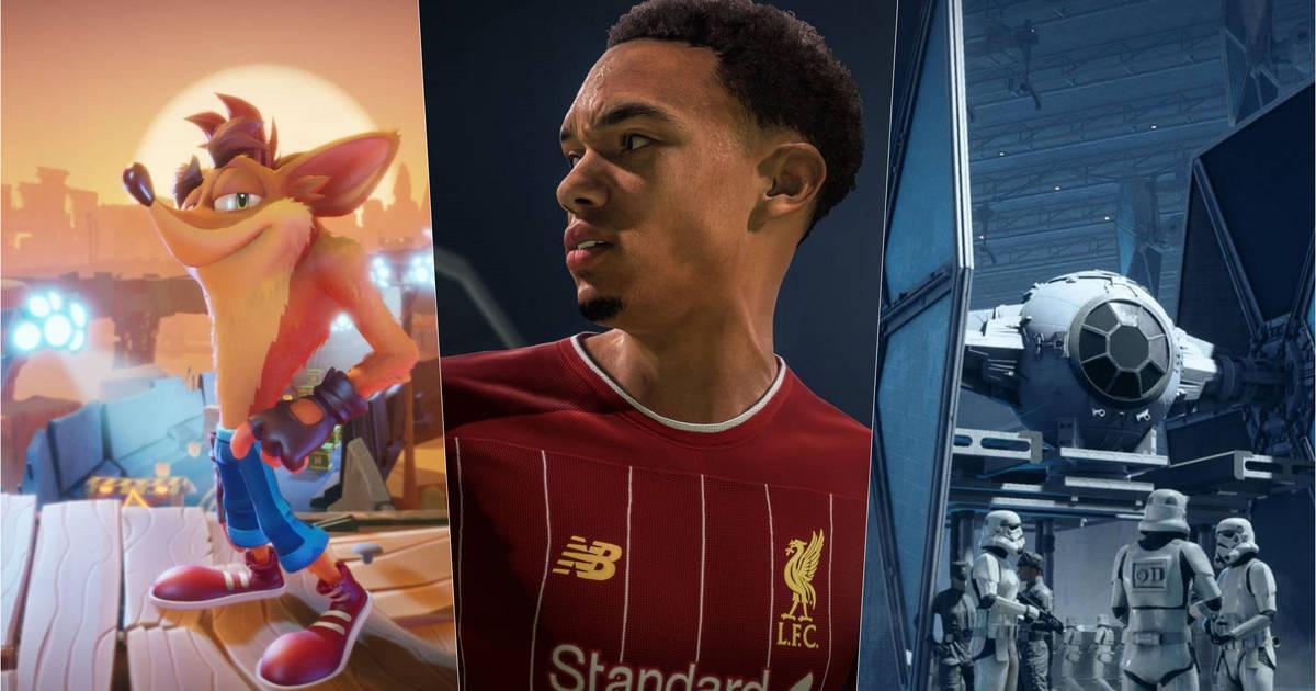 Las ventas fisicas de FIFA 21 en Reino Unido caen, pero es el mayor estreno de 2020