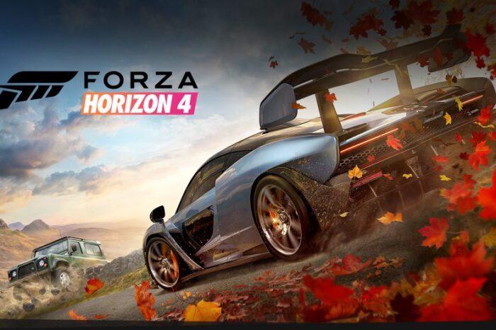 Forza Horizon 4 tambien consigue llegar a 8K con la RTX 3090