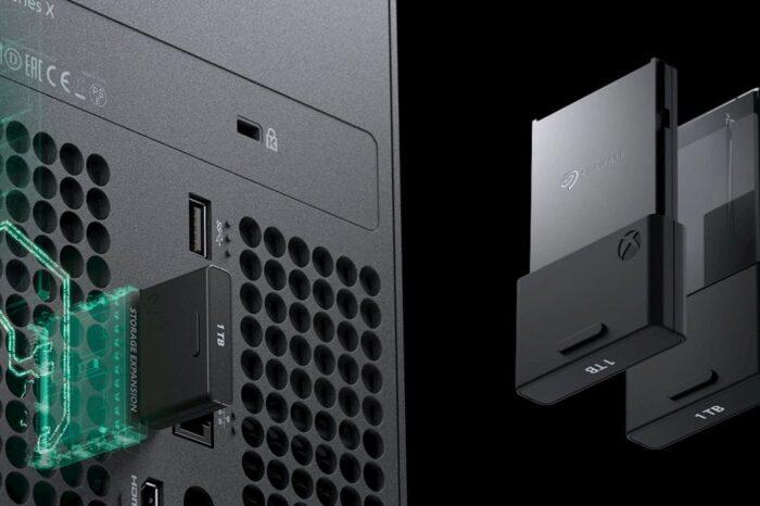 La tarjeta de expansion SSD de Xbox Series se abrira a otras marcas, opciones y tamaños