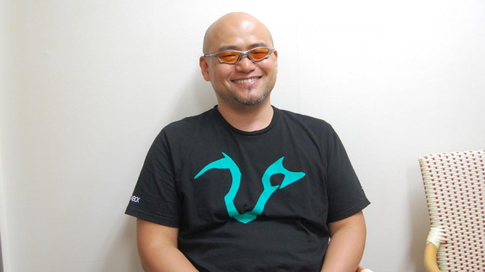 Hideki Kamiya y Microsoft