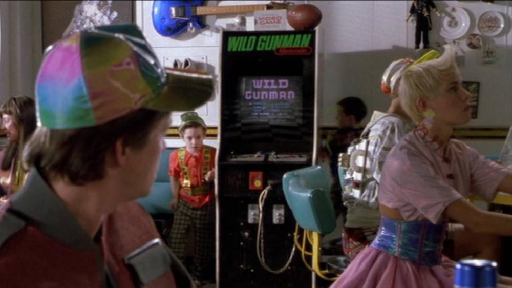 Wild Gunman - Regreso al Futuro 2 (1989)
