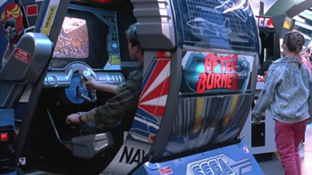 After Burner - Terminator 2 (1991)
