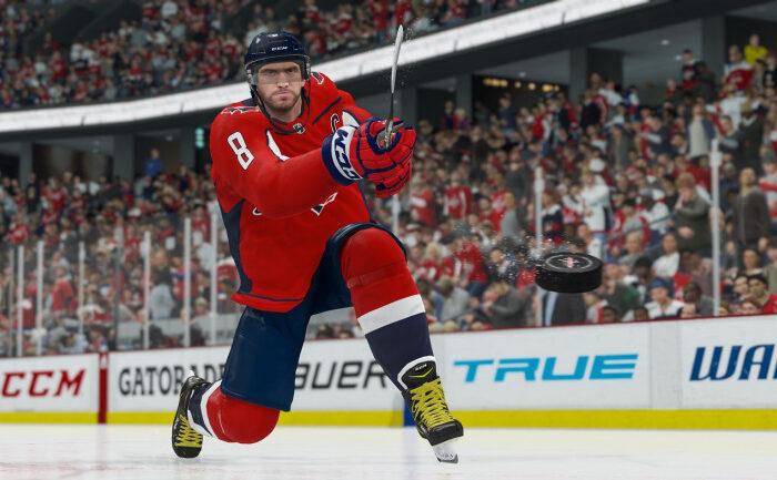 NHL 21 dara el NHL 94 Rewind a todos los jugadores que reserven el videojuego