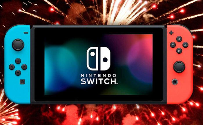 Nintendo Switch lleva casi dos años siendo la consola mas vendida cada mes en Estados Unidos