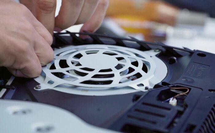 Un nuevo informe confirma que el tamaño de PS5 es especialmente grande debido al ventilador