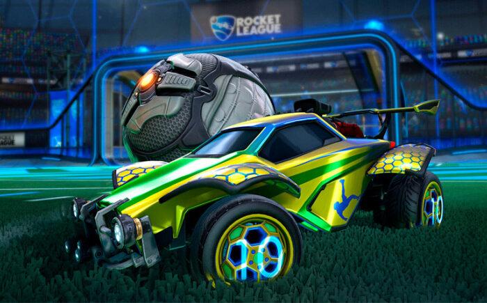 Rocket League anuncia pack tematico de Pele