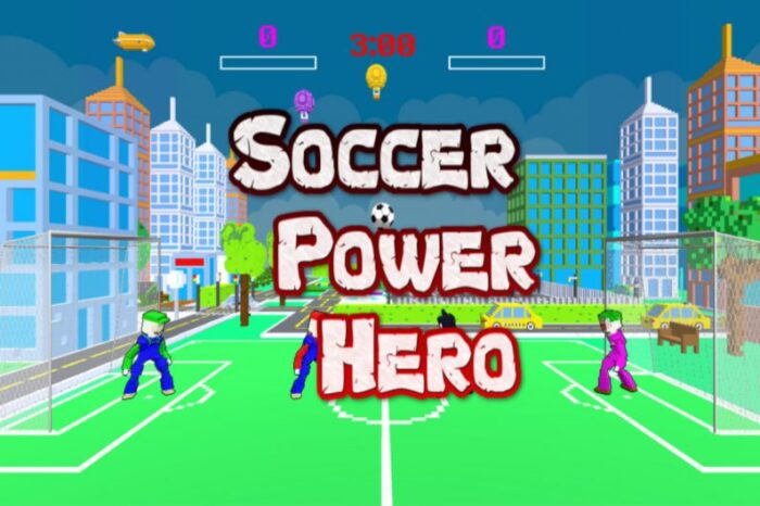 Consigue Soccer Power Hero gratis para Xbox One