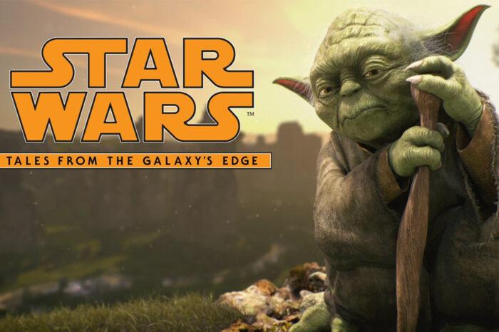Star Wars: Tales from the Galaxy's Edge fecha su lanzamiento y presenta su primer trailer