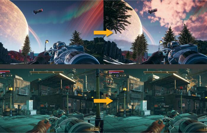 The Outer Worlds pone imagenes y fecha al parche que mejorara los pobres graficos de la version de Switch