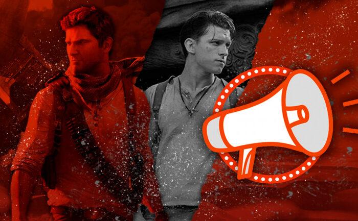 Presentada la primera imagen de la pelicula de Uncharted, ¿que te parece Tom Holland como Nathan Drake?