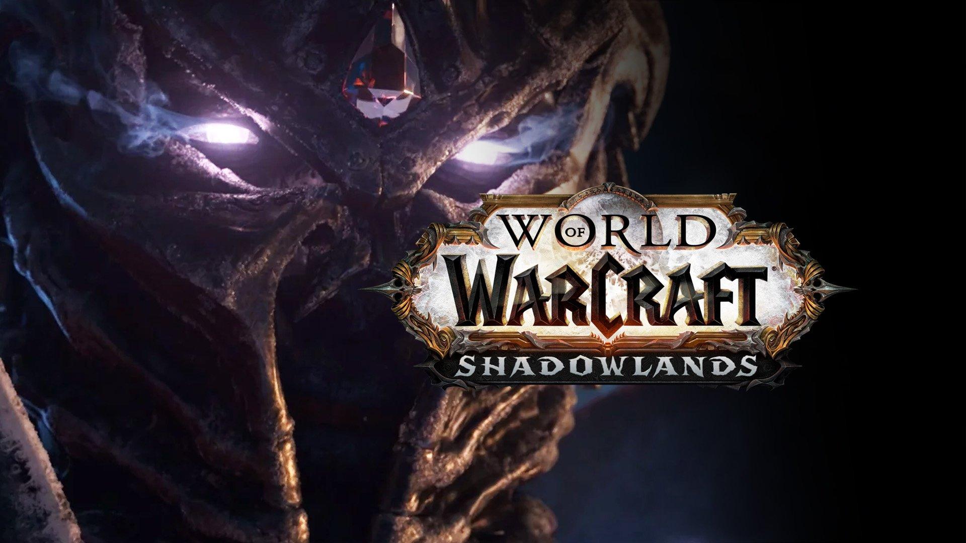 Esto traera el pre-parche de World of Warcraft Shadowlands