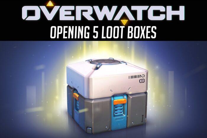 Los Loot boxes podrian tener los dias contados en España